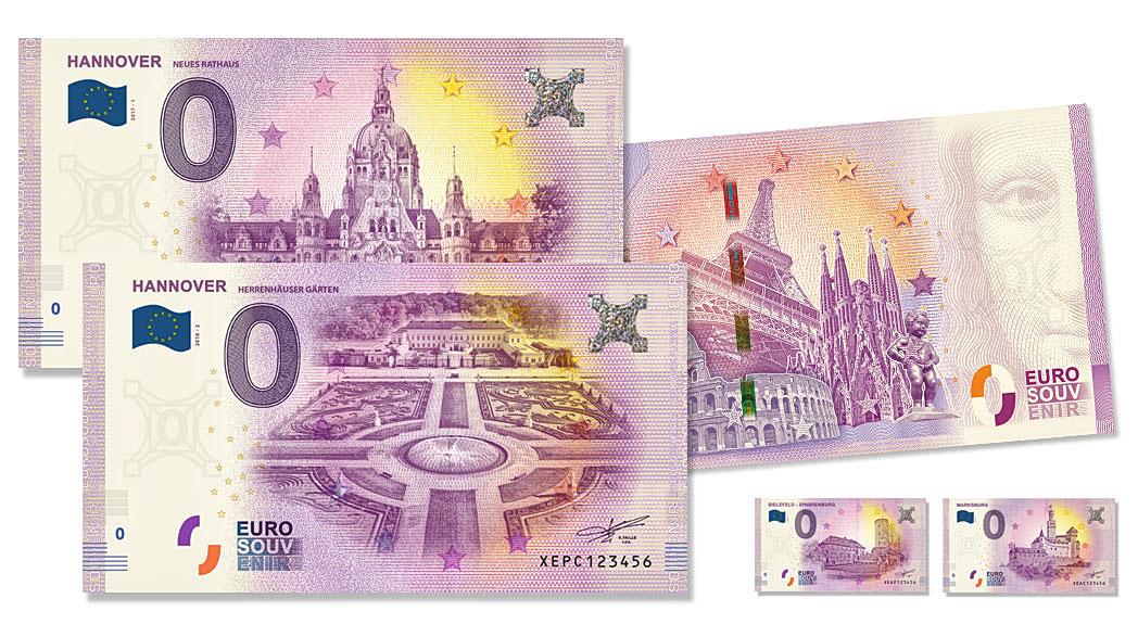 0 Euro Schein Agentur
