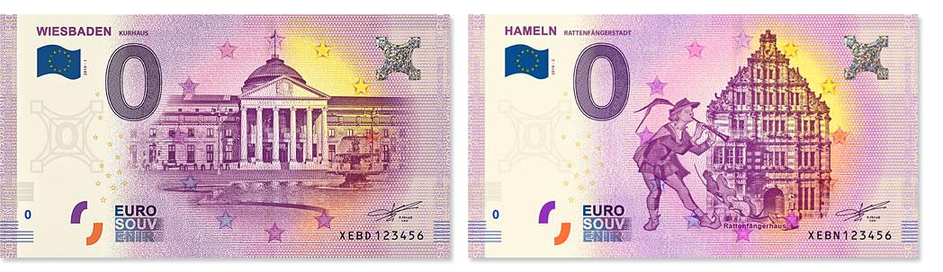0-Euro-Schein-Wiesbaden-Hameln